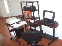 laptop table cart 003