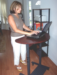 laptop desk height adjustable 003