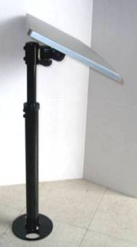 D176a Ceiling Floor Telescopic Lcd Arm