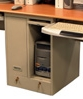 two person computer desk model LCW180