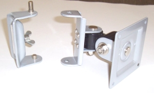 lcd pole mount bracket