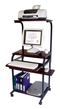 Great Compact Computer Desk Style