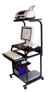 Cuzzi Computer Desk Sts 5801a